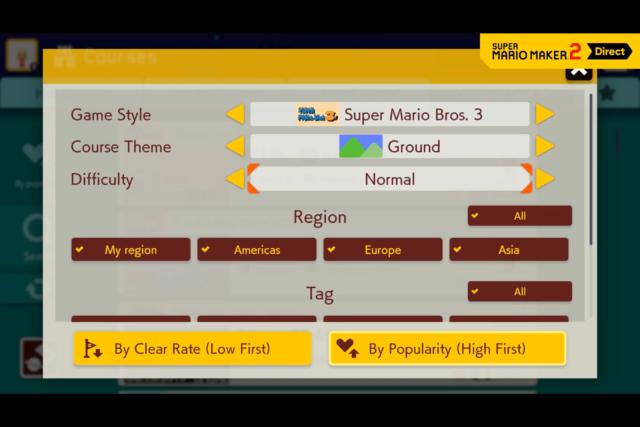 "Super Mario Maker 2's online mode will get a ""friends"" patch"