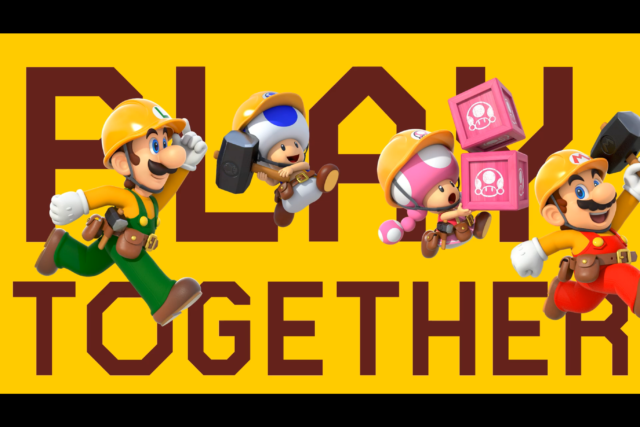 "Super Mario Maker 2's online mode will get a ""friends"" patch after"
