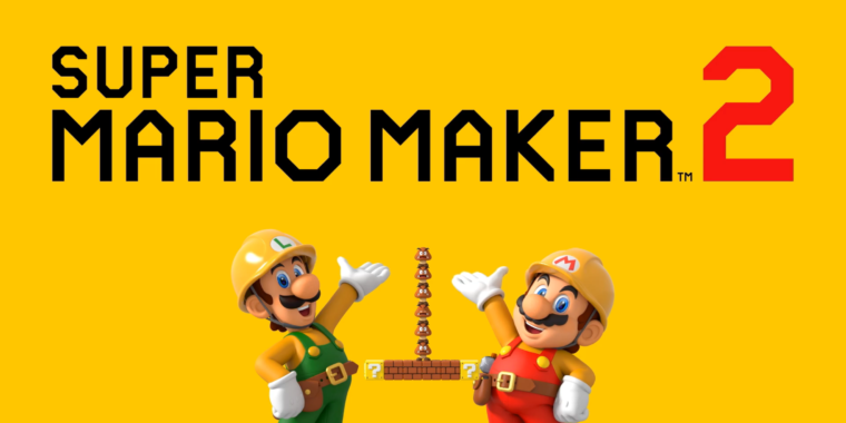 Super Mario Maker 2 news dump: Finally, Mario gets an online