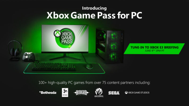 Xbox Game Pass is coming to Windows 10, but many questions