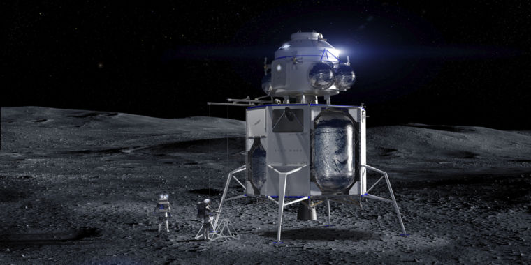 NASA's full Artemis plan revealed: 37 launches and a lunar outpost