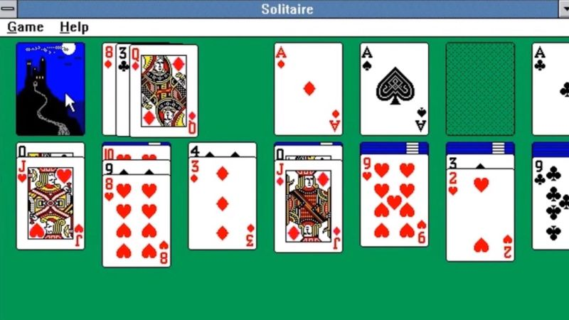 Windows Solitaire inducted into the World Video Game Hall of Fame