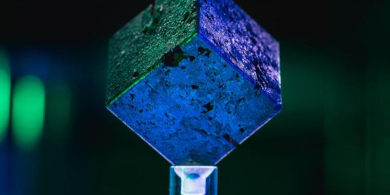 A tale of lost WW2 uranium cubes shows why Germany's nuclear program failed