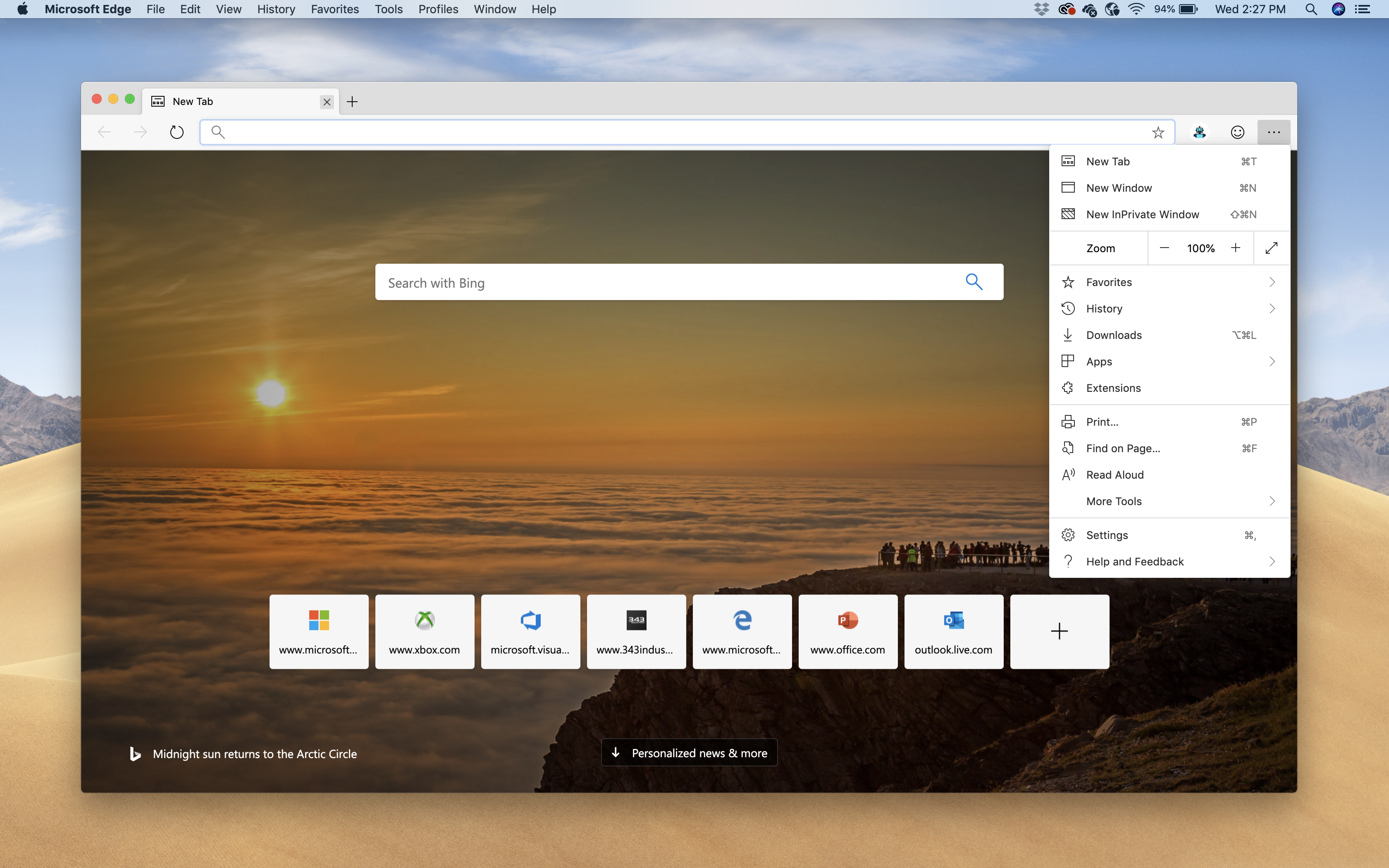 Microsoft publishes first Edge for macOS preview, promises to make