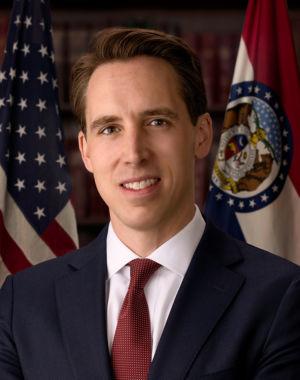 Senator Josh Hawley (R-Mo.)