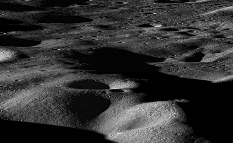 Moon Is 'Shrinking Like a Grape' and Releasing Moonquakes, Study Finds