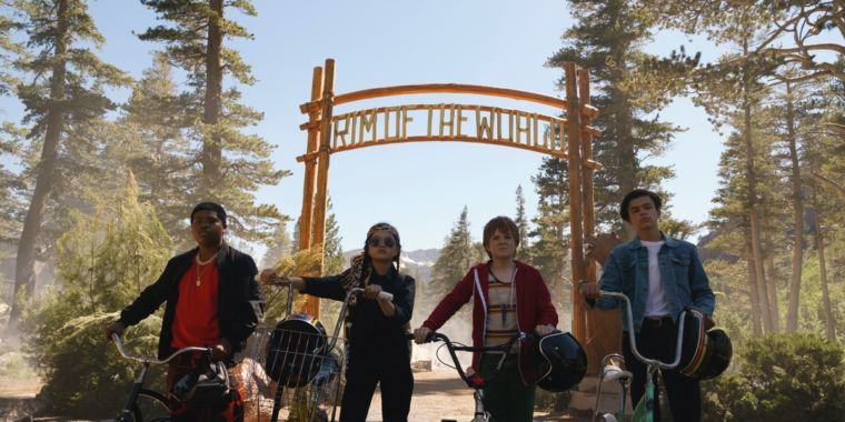 New Netflix original Rim of the World is pretty much perfect summer fare
