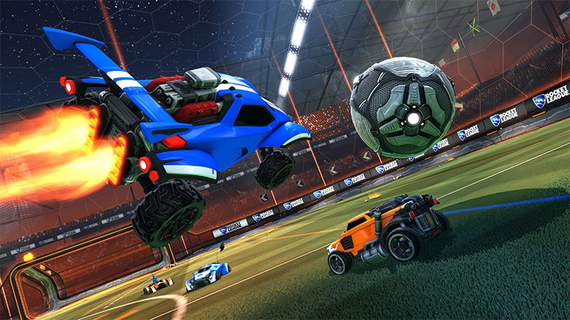 Epic acquires Rocket League studio, bringing game to Epic's store