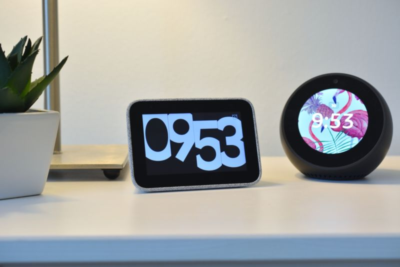 Lenovo Smart Clock review: A small smart display that doesn