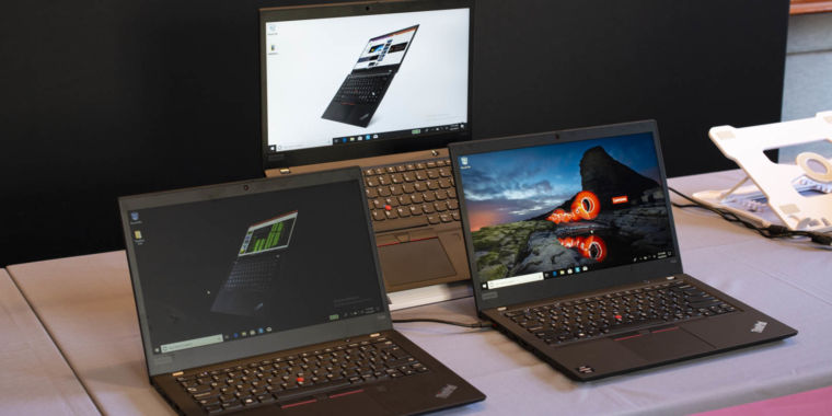 Lenovo adds AMD Ryzen Pro-powered laptops to its ThinkPad family