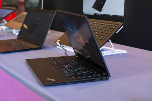Lenovo adds AMD Ryzen Pro-powered laptops to its ThinkPad