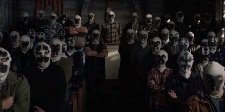 Watchmen and the golden era of the single-season series