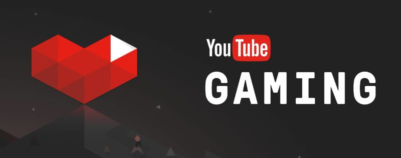 YouTube Gaming.
