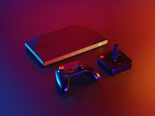 Atari's new VCS isn't a console, but it isn't quite a