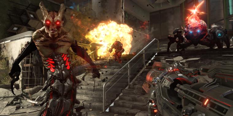 Stadia's E3 Doom Eternal demo made me a cloud gaming believer