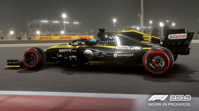 F1 2019 simulates the highs and lows of motorsport, on and