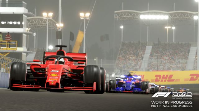 F1 2019 simulates the highs and lows of motorsport, on and off the