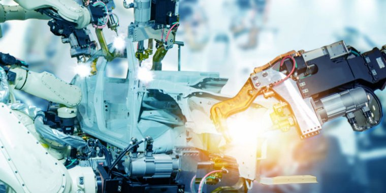 The fourth Industrial Revolution emerges from AI and the Internet of Things