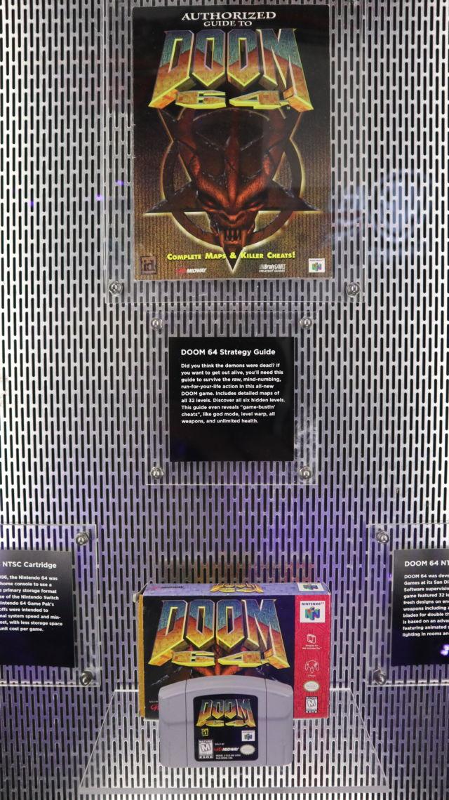 E3 2019 in photos: Gooigi, crazy arcade machines, and a DOOM museum