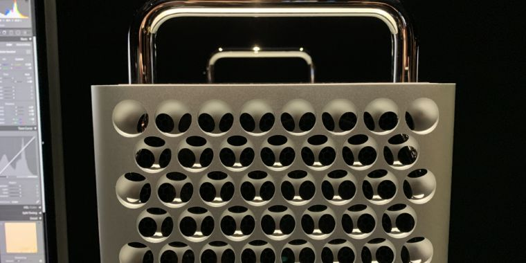 photo of Apple may have leaked the Mac Pro and Pro Display XDR release month image