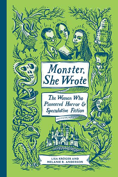 <em>Monster, She Wrote</em> product image