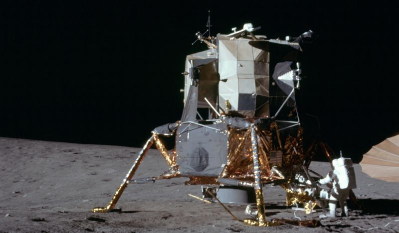 United Airlines launching month-long celebration for 50th anniversary of moon landing