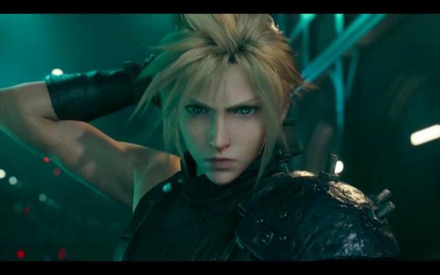 Final Fantasy Vii Remake Headlines Square Enix E3 Event