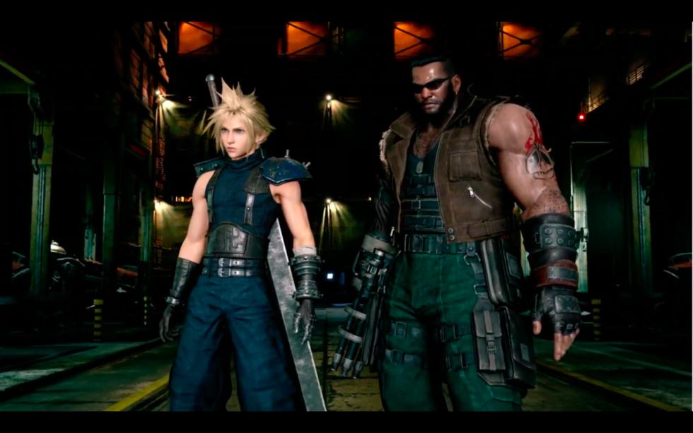 Final Fantasy VII Remake headlines Square Enix E3 event, March 2020