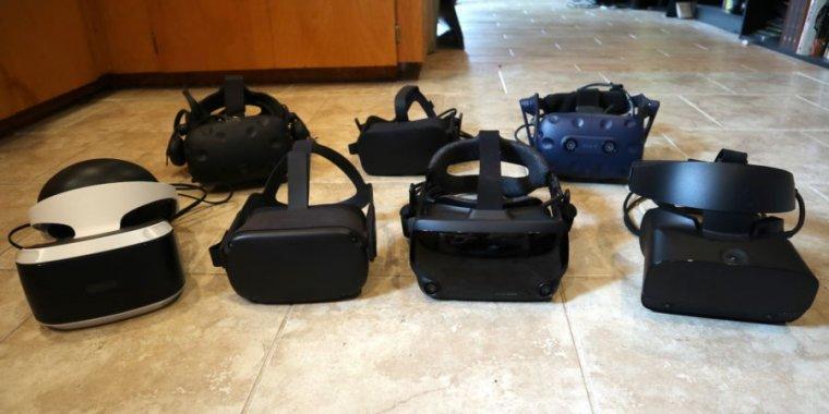 Virtual Reality Fuß Anbetung