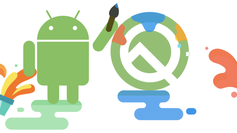 Android Development: It can be a messy process.