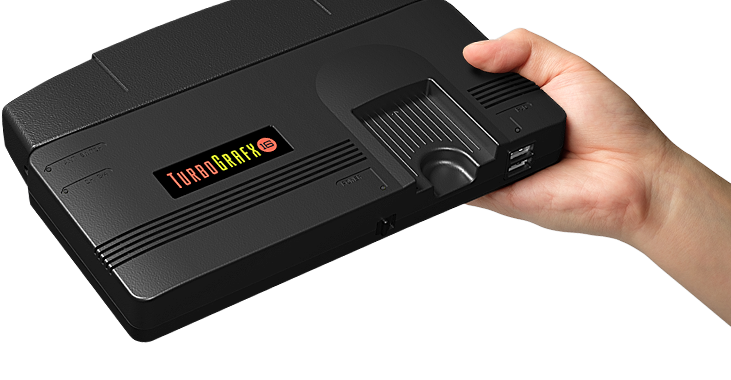 photo of Konami announces plug-and-play TurboGrafx-16 Mini image