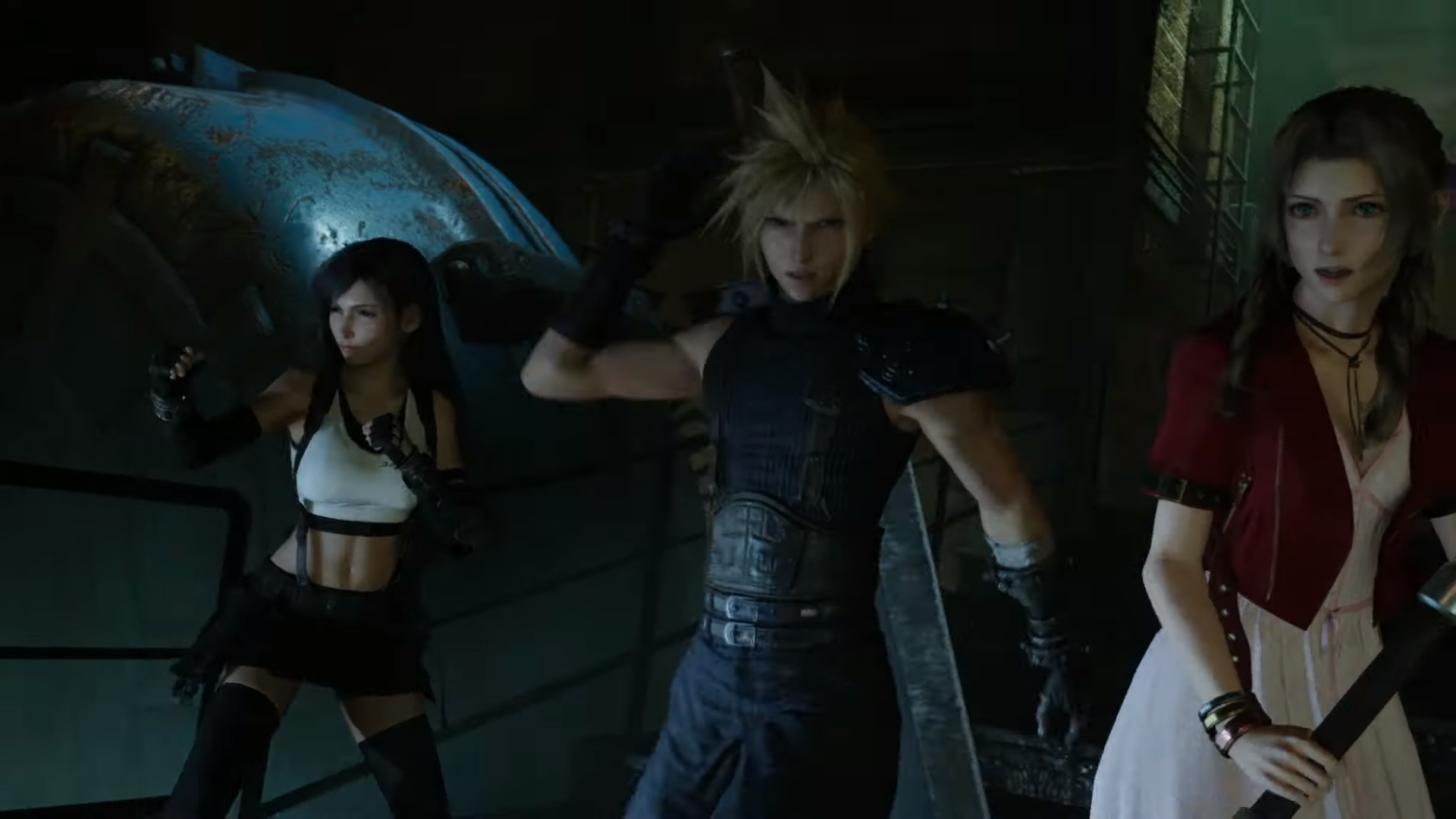 Download 84 Wallpaper Engine Final Fantasy Vii Gratis Terbaru