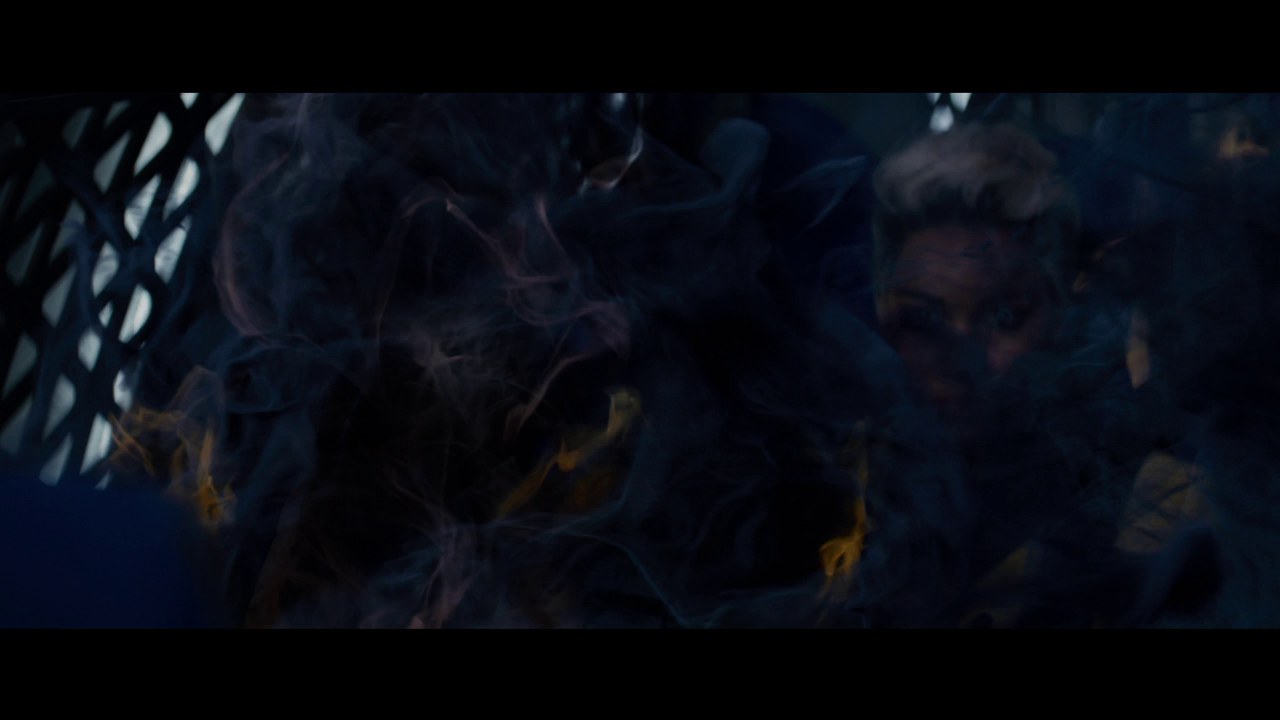 Still images don't do justice to how cool Nightcrawler's smoke-explosion effects look in action.