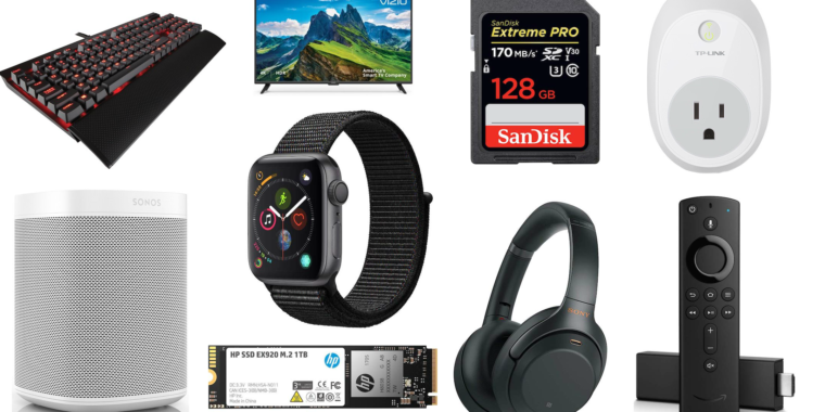 Dealmaster: Take $55 off a new Apple Watch Series 4