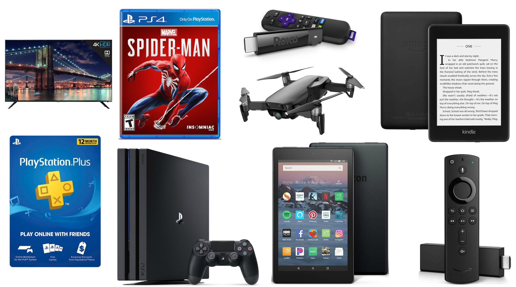 Dealmaster: Amazon devices, Roku TVs, PlayStation 4, and more tech