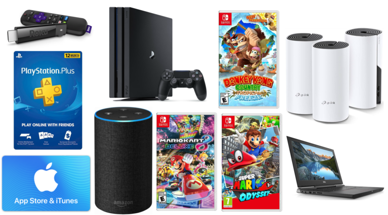 Dealmaster: Nintendo Switch E3 sale, PlayStation Plus, Amazon Echo