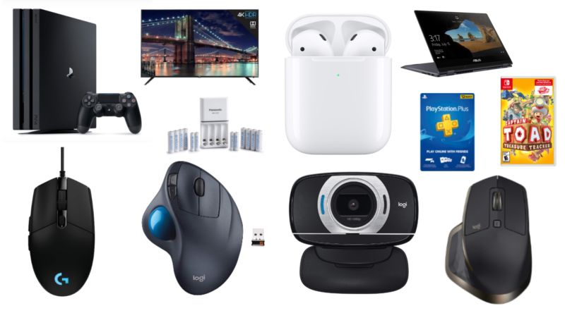Dealmaster: A bunch of Logitech PC accessories are on sale today