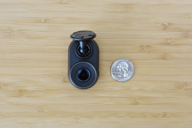 Garmin Dash Cam Mini.