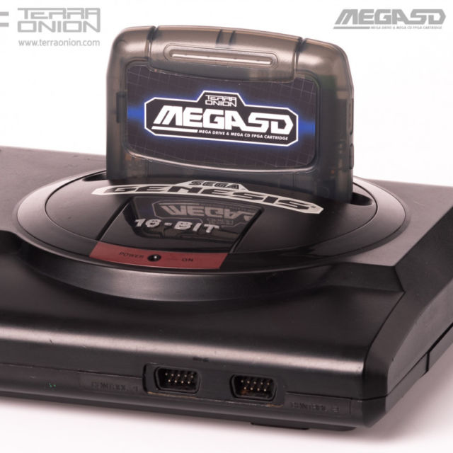 28 years later, a no-disc version of the Sega CD finally exists—and