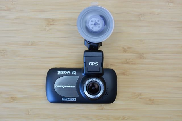 Nextbase 312GW dash cam.