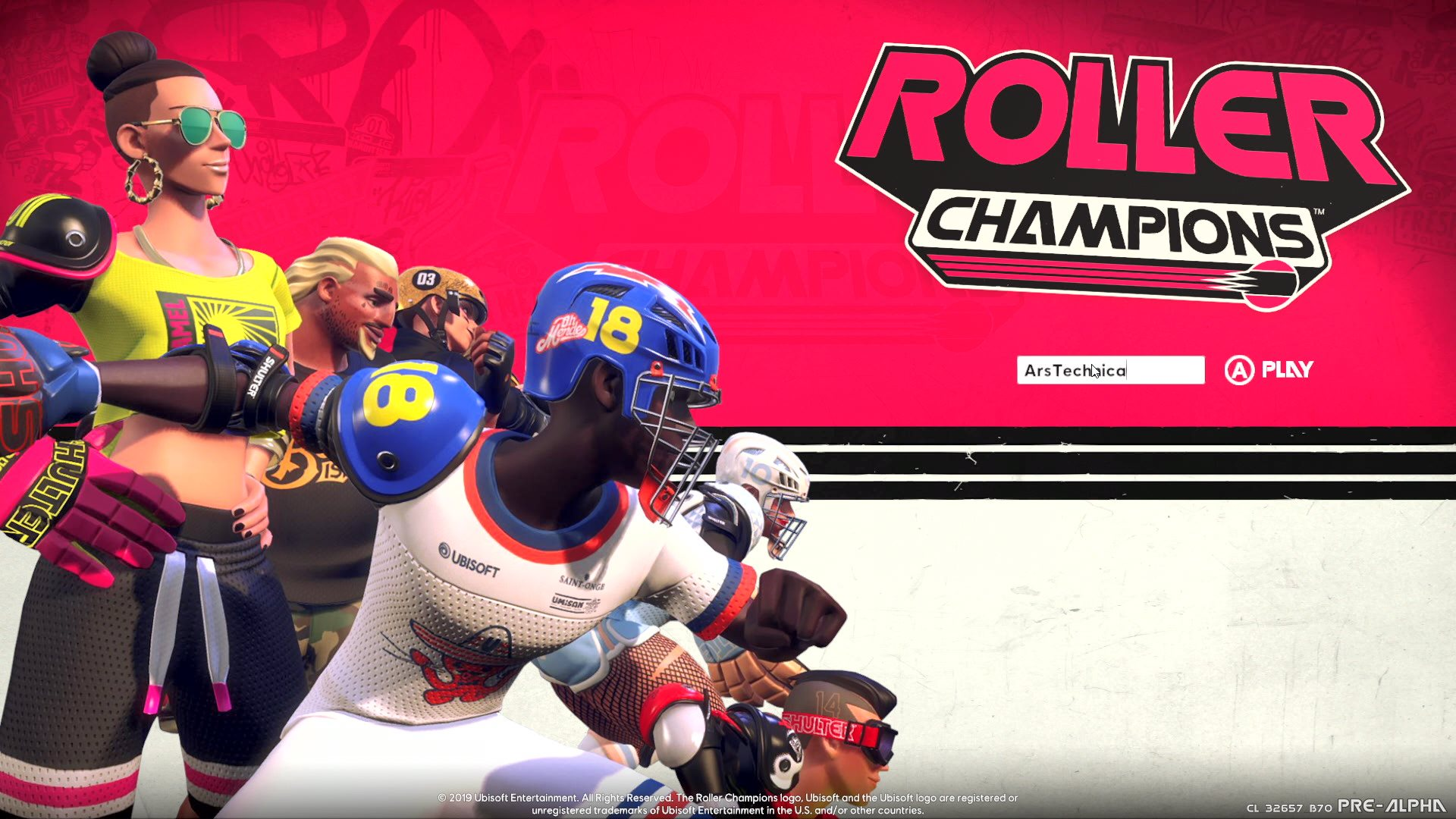 Roller Champions hands-on premiere: Ubisoft's fun, F2P answer to