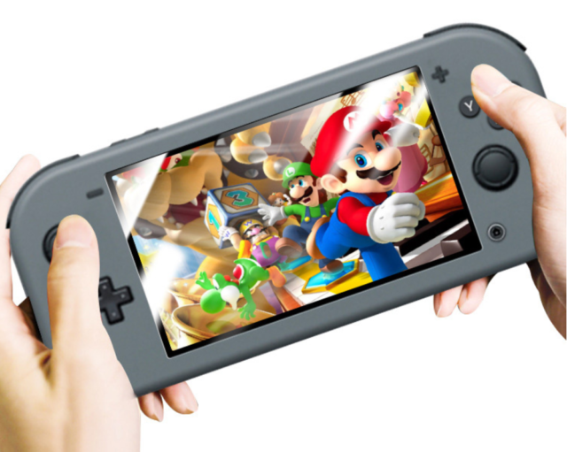 """Are these the first pictures of the """"Switch Mini""""? 