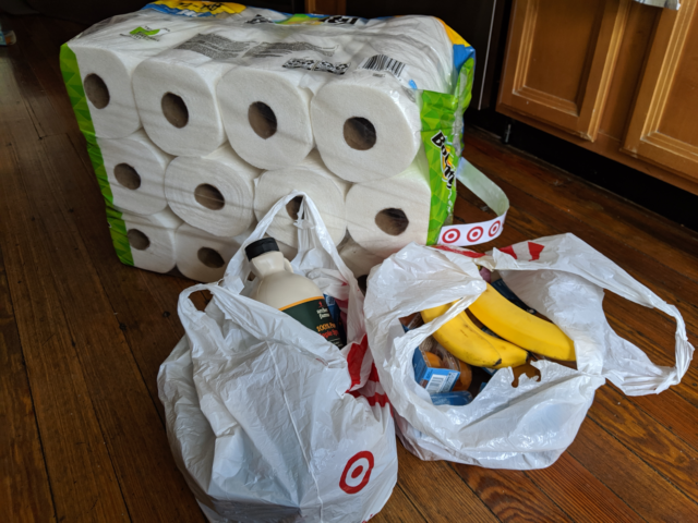 Target's same-day deliveries might break my Amazon Prime