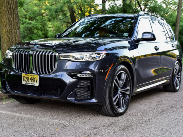 Go big and go home: The BMW X7 reviewed | Ars Technica