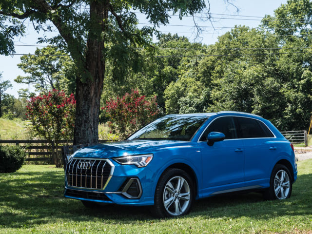 The 2019 Audi Q3 is a compelling crossover point of entry to