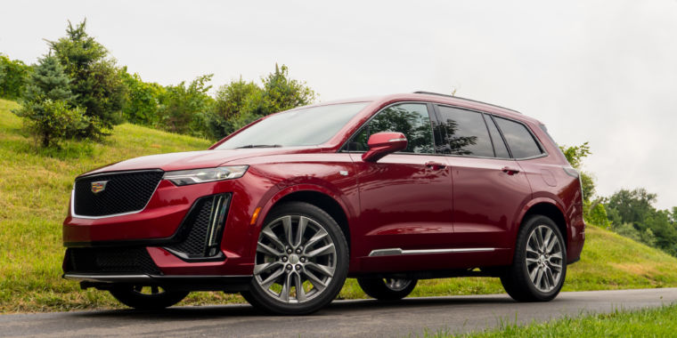 Cadillac Xt6 2020 Better Than Escalade In Every Way Chaali
