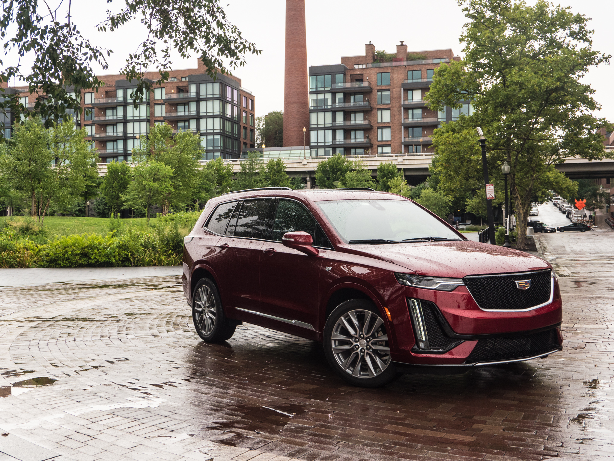 Cadillac chose Washington, DC, as the location for the XT6 first drive, which meant I got to try it on roads I know. It also meant I got to sleep in my own bed for once, which was a wonderful change from the norm.