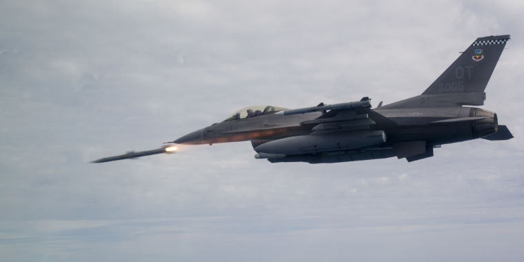 DOD, Lockheed Martin aim to extend figher jets' punch with new long-range missile