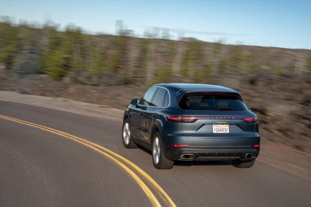 Porsche Cayenne E-Hybrid first drive: This plug-in hybrid is