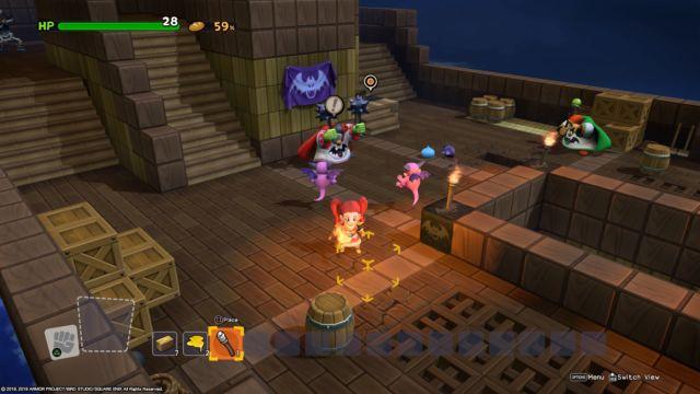 Dragon Quest Builders 2 review: Building on success | Ars Technica